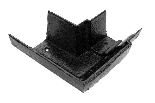 Apex Heritage Cast Iron Moulded Gutter External 90° Angle