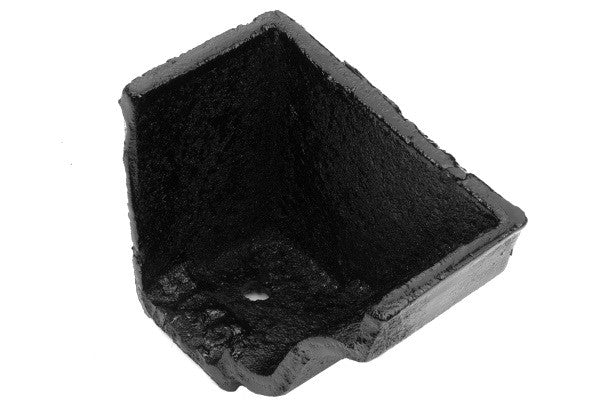 Apex Heritage Cast Iron Moulded Gutter Internal Stopend (Right Hand)