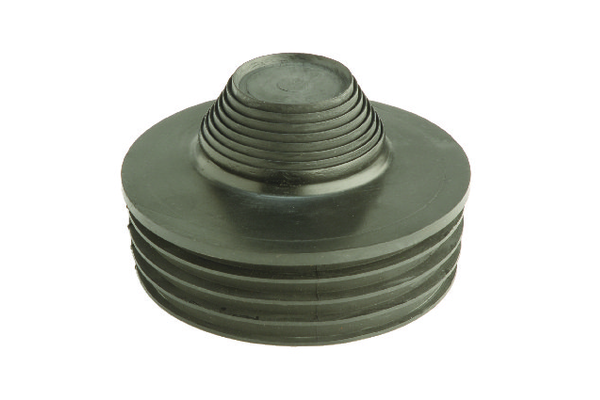 Hunter UPVC 110 mm Soil Flexible Reducer (100mm x 32/40/50mm)