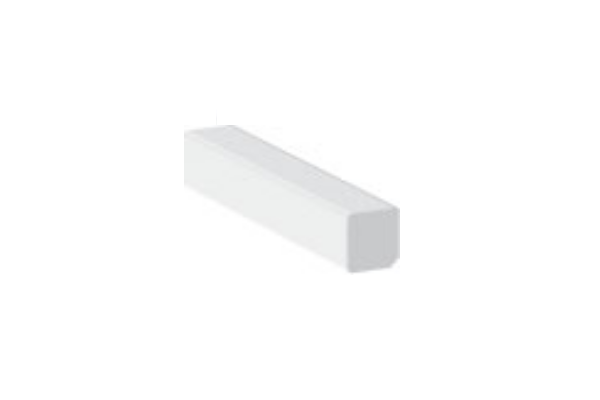 Swish UPVC  Window Trims - Rectangle (25x20mm)