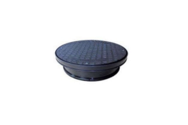 Polydrain 320 mm Inspection Cover - Round Cover & Frame