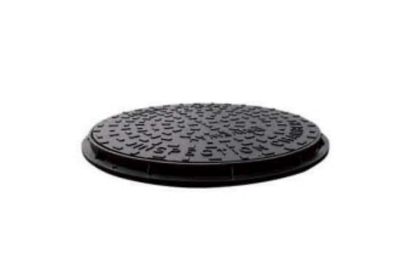 Polydrain 450 mm Inspection Cover - Round Cover & Frame