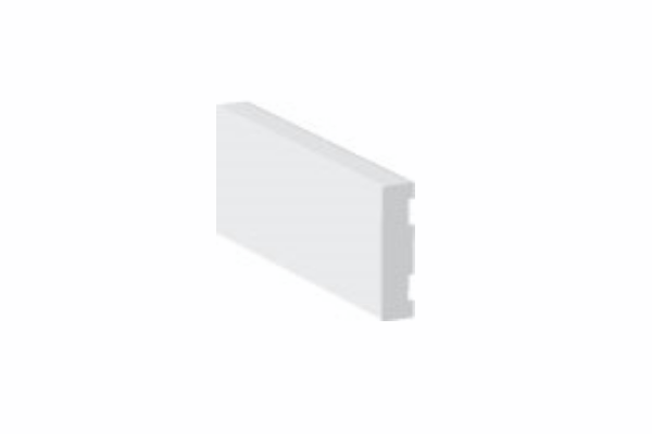 Swish UPVC  Window Trims - 25mm D Section