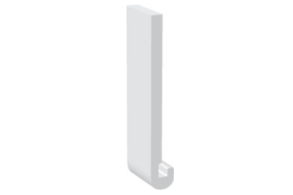 Swish UPVC Fascia - Bullnose Board (16mm thick)