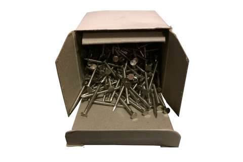 Bright Nails 30mm Cladding Pins Box (Approx 250)