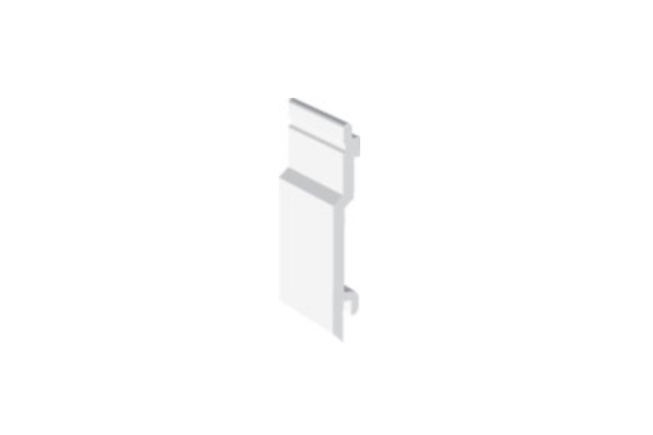 Swish UPVC  Cladding - Open V (100mm) Board