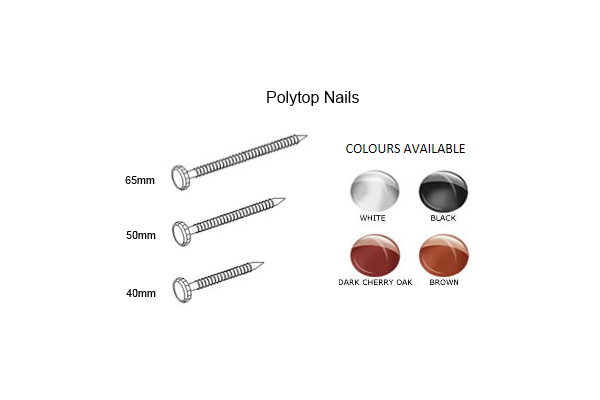 Polytop Nails Box (Approx 100)