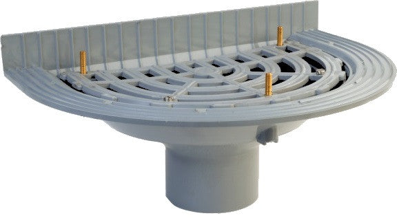 Hunter upvc balcony outlet ngs plastics for Balcony outlet