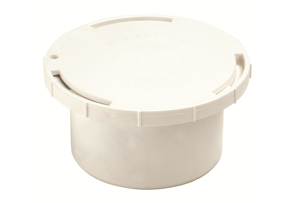 Hunter UPVC Solvent 32 mm Waste Access Cap (Spigot Tail)