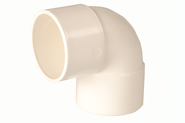 Hunter UPVC Solvent 32mm Waste 90° Knuckle Bend