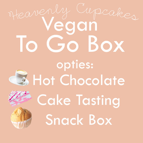 Vegan To Go Box