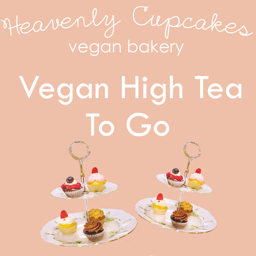 Moederdag Vegan High Tea To Go
