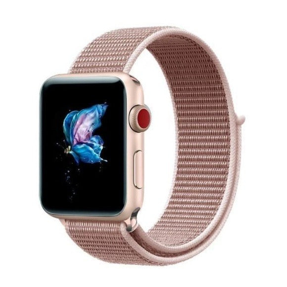 Apple Watch Sport Band - Rose Gold - ZonaShop