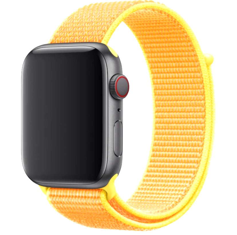 Apple Watch Sport Loop - Yellow - ZonaShop