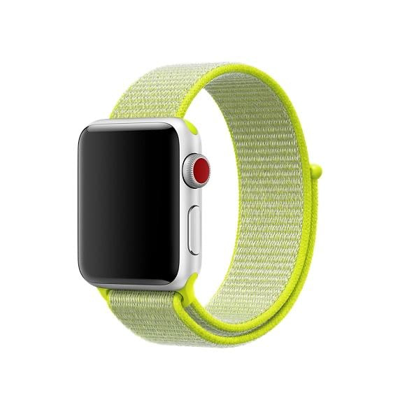 Apple Watch Sport Band - Lime Green - ZonaShop