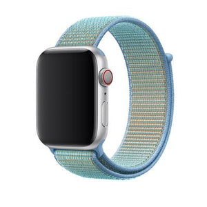 Apple Watch Sport Band - Ocean Blue - ZonaShop