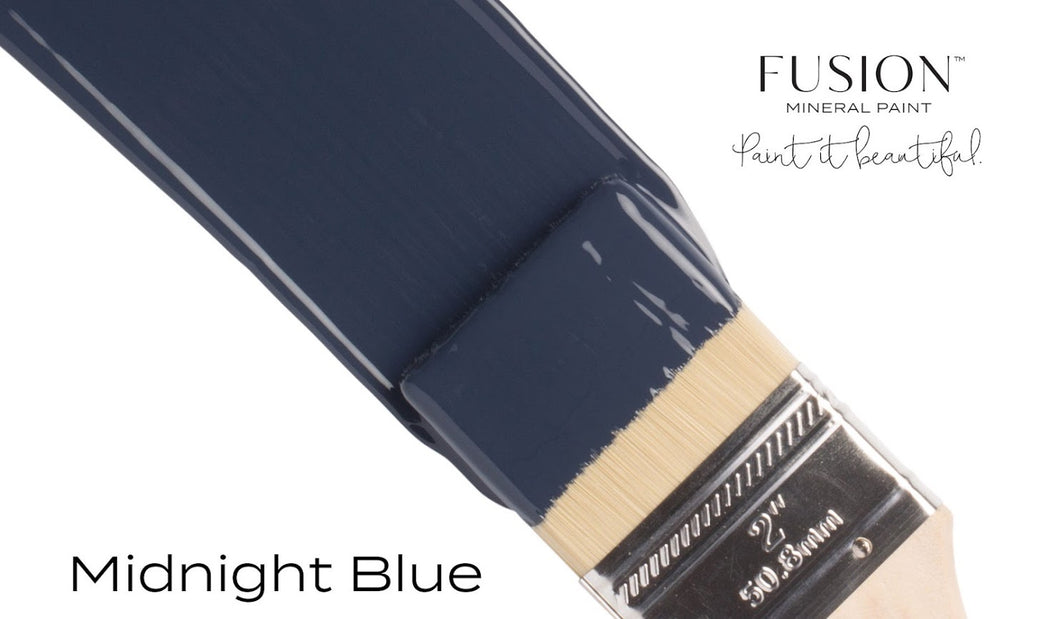 Fusion Mineral Paint: Midnight Blue