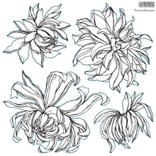 Load image into Gallery viewer, IOD: Chrysanthemum | Decor Stamp