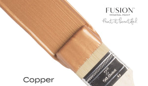Metallic Paint: Copper