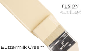 Fusion Mineral Paint: Buttermilk Cream