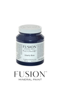 Fusion Mineral Paint: Liberty Blue