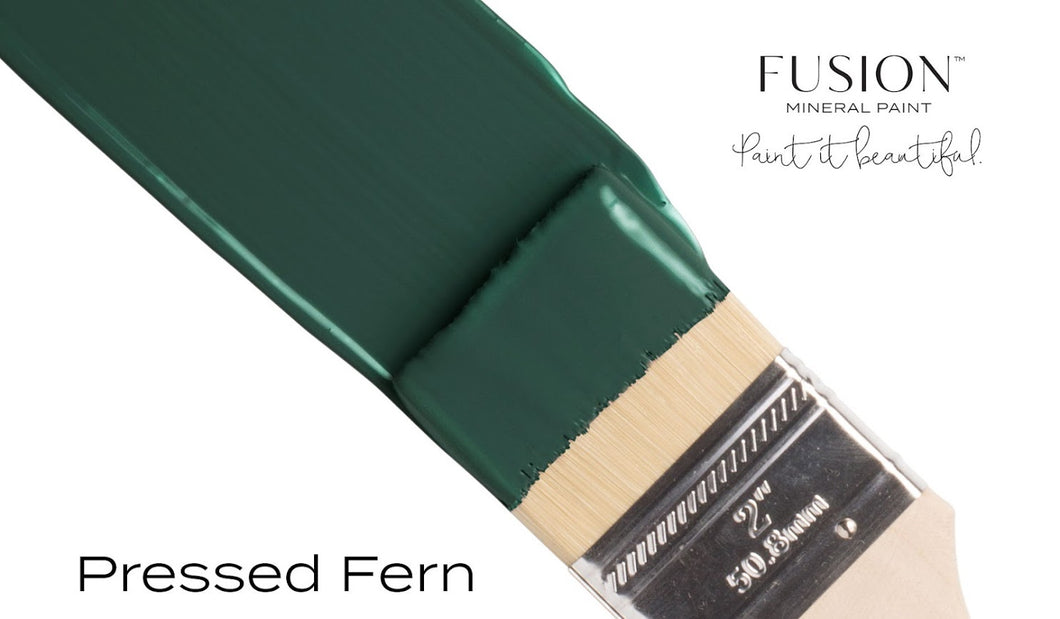 Fusion Mineral Paint: Pressed Fern