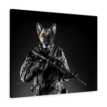 Load image into Gallery viewer, Troopawer - Custom Pet Canvas