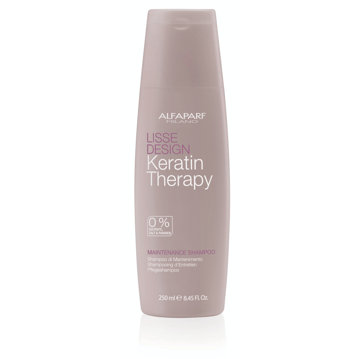 Keratin Therapy Lisse Design: Maintenance Shampoo