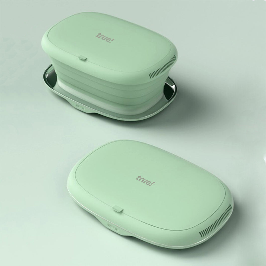 true! Compact UV Sanitizer + Dryer