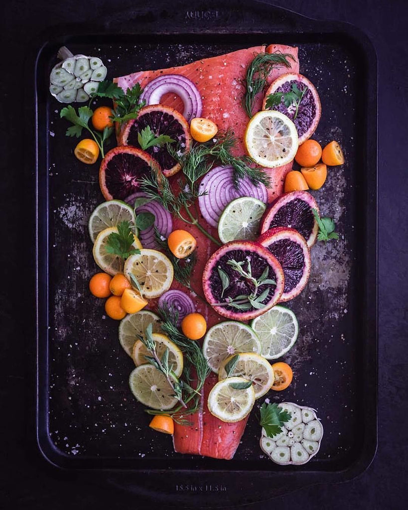 salmon is an excellent source of omega 3s