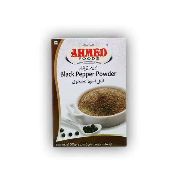 Black Pepper Powder ブラックペッパー- Ahmed