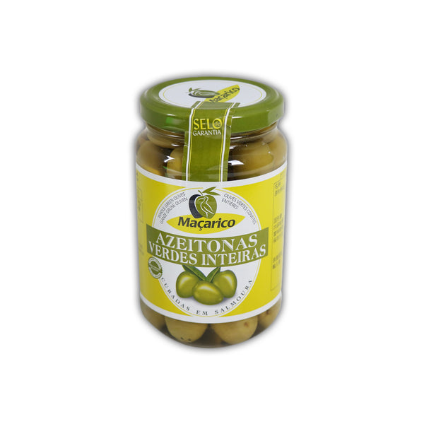 Maçarico Green Olives グリーンオリーブ 350g
