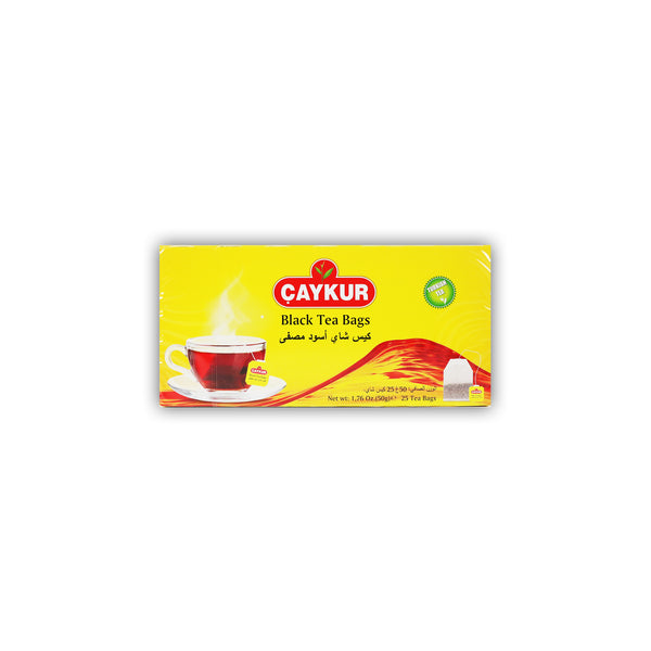 Çaykur Black Tea Bags トルコ紅茶 50g