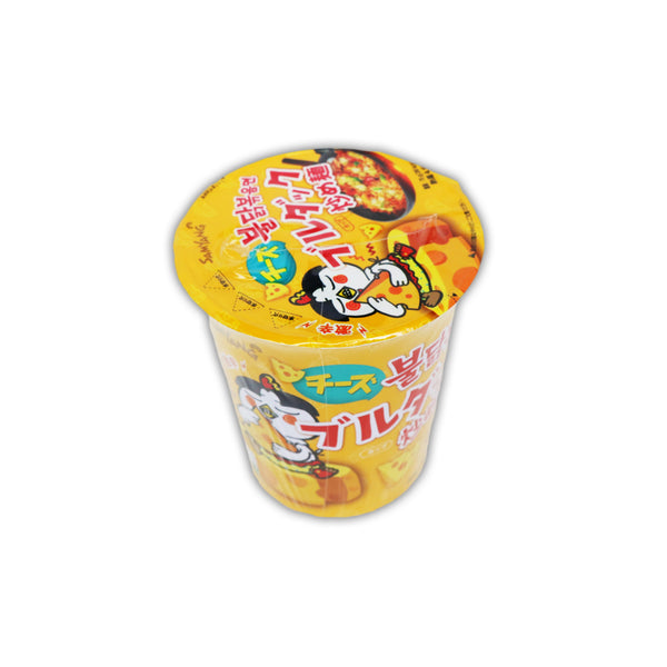 Samyang Fire Hot Cheese Flavored Chicken Ramen 三養 チーズ ブルダック炒め麺 70 g