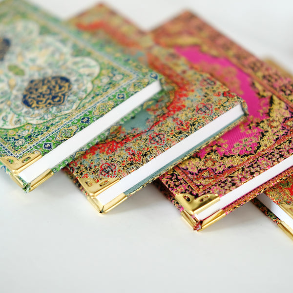 Notebook (Patterned/Pocket Size) 手帳 (小さいサイズ)