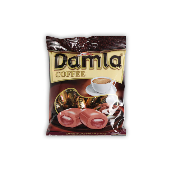 Damla Soft Candy with Coffee Filling コーヒーソフトキャンディー 90g