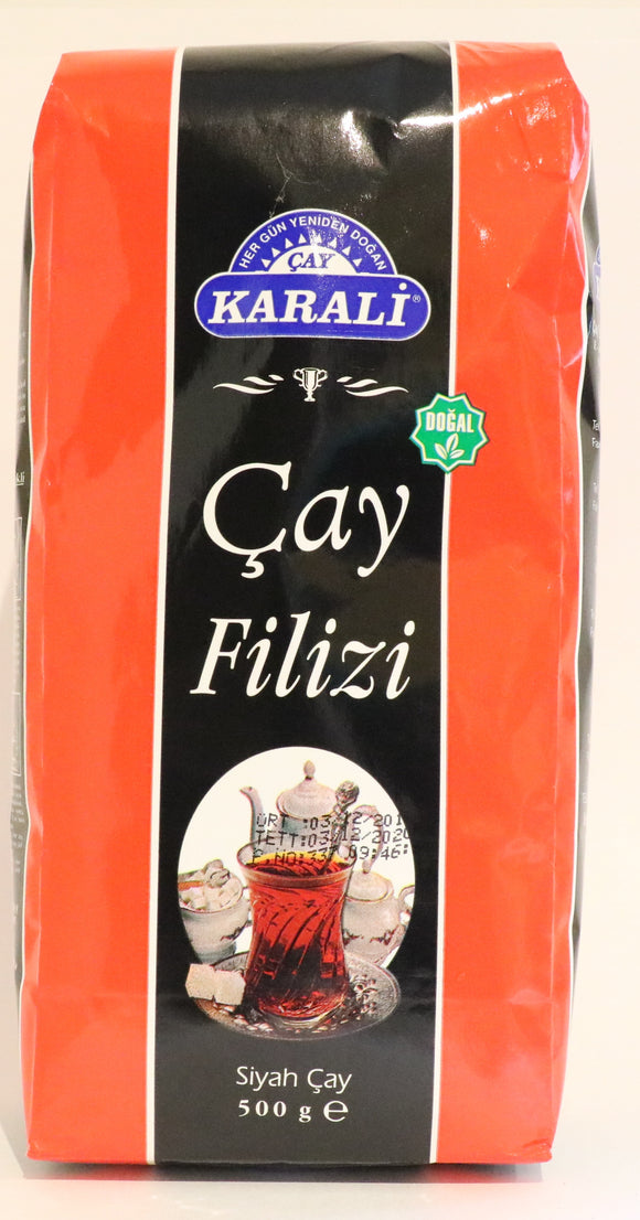 Black Tea Çay Filizi - Karali