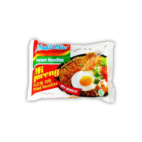 Indo mie Mi Goreng (Fried Noodles) ミーゴレン 80g