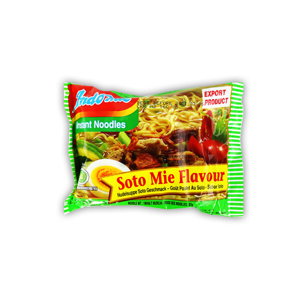 Indo Mie Soto Mie Flavour ソトミー味 75g