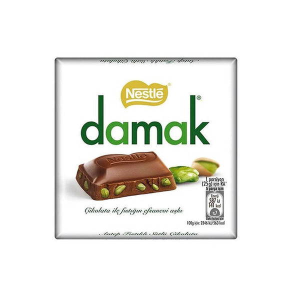 Damak Chocolate with Pistachio - Nestle