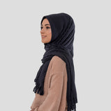 Gülsoy - Instant Pleated Scarf