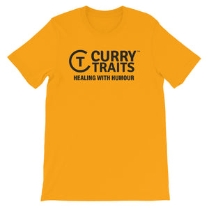 Curry Traits Unisex Logo Tee (Dark Logo)