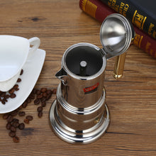 Load image into Gallery viewer, Italian Moka Espresso Extractor
