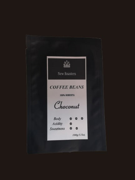 Choconut Roasted Coffee Beans