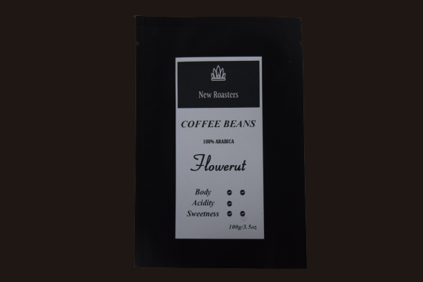 Flowerut Roasted Coffee Beans