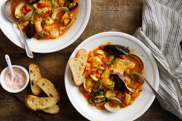 French Bouillabaise