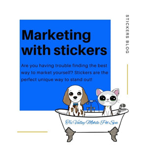 How to Use Stickers for Marketing