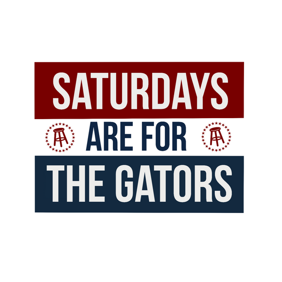 Saturdays are for the Gators