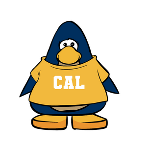 UC Berkeley Club Penguin