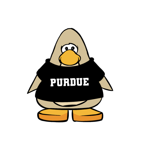 Purdue Club Penguin
